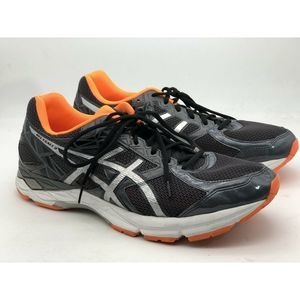 Asics Gel-Exalt 3 Men's Black Athletic Sneakers